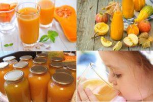 Тыквенный сок польза и вред при похудении