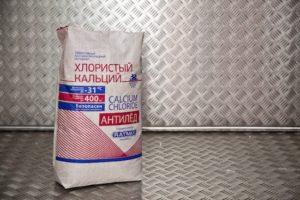 Хлорид кальция вред и польза и вред