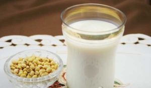 Соевое молоко польза и вред для похудения