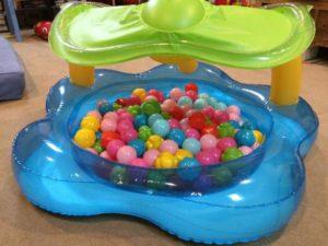 Сухой бассейн для детей с шариками польза и вред