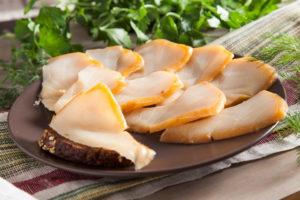 Масляная рыба холодного копчения польза и вред