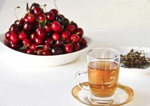 Чай из вишневых листьев вред и польза