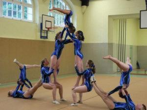 Акробатика польза и вред для детей