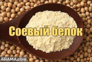 Соевый белок вред и польза и вред