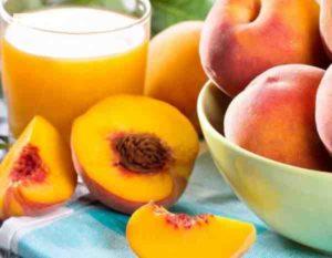 Персик польза и вред для здоровья мужчин
