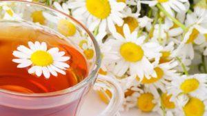 Ромашковый чай для детей польза и вред