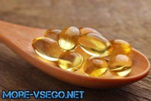 Рыбий жир в гранулах польза и вред