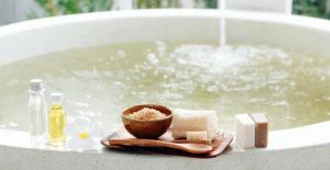 Ванна с морской солью польза и вред для детей