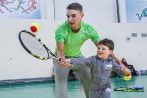 Большой теннис для детей польза и вред