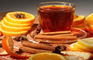 Чай с корицей польза и вред для организма