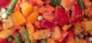 Овощи замороженные польза и вред