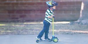 Самокат детский польза и вред