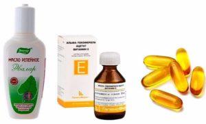 Витамин е в капсулах польза и вред