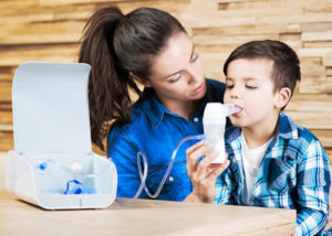 Польза и вред ингаляции для детей
