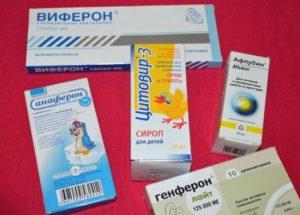 Фероны для детей польза или вред комаровский