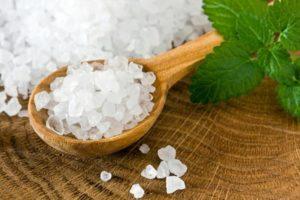 Морская соль для ногтей польза и вред
