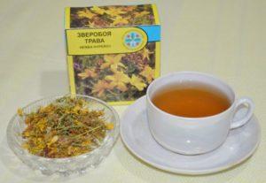 Чай из зверобоя польза и вред для женщин