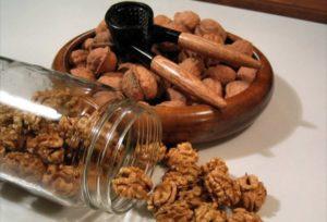 Грецкие орехи польза и вред при беременности