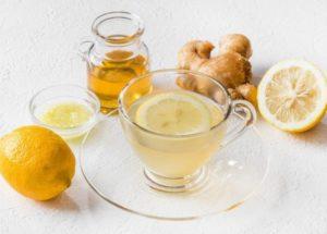 Зеленый чай с имбирем и с лимоном польза и вред