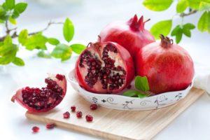 Гранат польза и вред для здоровья при сахарном диабете