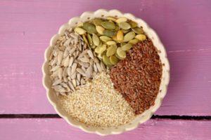 Семена льна и кунжута польза и вред