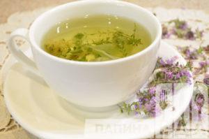Чай из чабреца польза и вред для женщин
