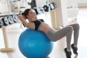 Фитбол для женщин польза и вред