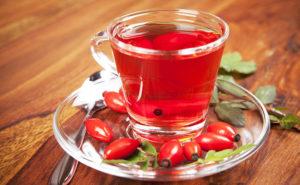 Чай из корней шиповника польза и вред