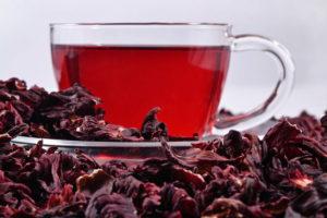 в состав какого чая входит суданская роза