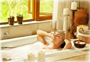Холодные ванны вред и польза и вред