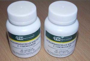Аскорбиновая кислота с глюкозой польза и вред для детей