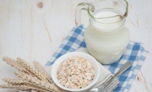 Овсяное молоко польза и вред для детей