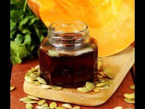Масло из семечек тыквы польза и вред