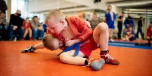 Самбо для детей польза и вред