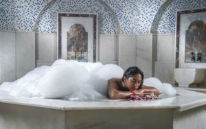 Турецкая баня польза и вред как часто можно посещать