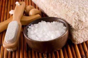 Соль для ванн польза и вред для кожи