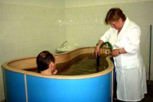 Польза и вред радоновых ванн для женщин