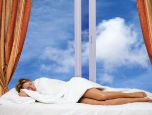 Спать с открытым окном зимой польза и вред