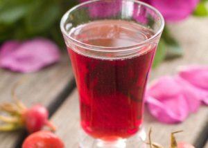 Настойка шиповника на спирту польза и вред