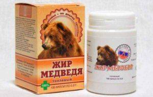 Медвежий жир польза и вред как принимать