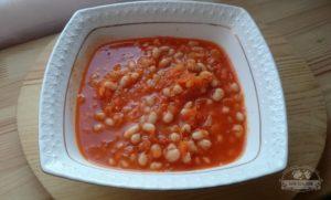 Фасоль в томатном соусе польза и вред