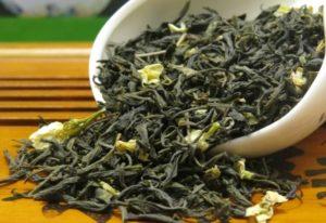 Зеленый чай с жасмином польза и вред для женщин