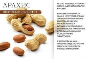 Орехи арахис польза и вред для здоровья
