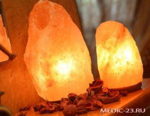 Соляная лампа польза или вред для детей