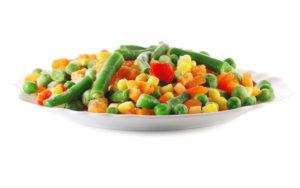 Замороженные овощные смеси вред и польза