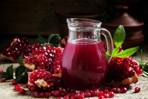 Гранатовый сок с медом польза и вред