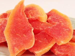 Сушеная папайя польза и вред для организма