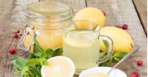 Теплая вода с медом и лимоном натощак польза и вред