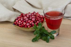 Чай из брусничного листа польза и вред