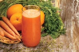 Сок из моркови польза и вред для организма